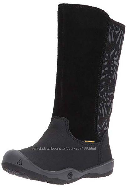 Детские сапоги KEEN Moxie Tall Boot 8US 24 размер