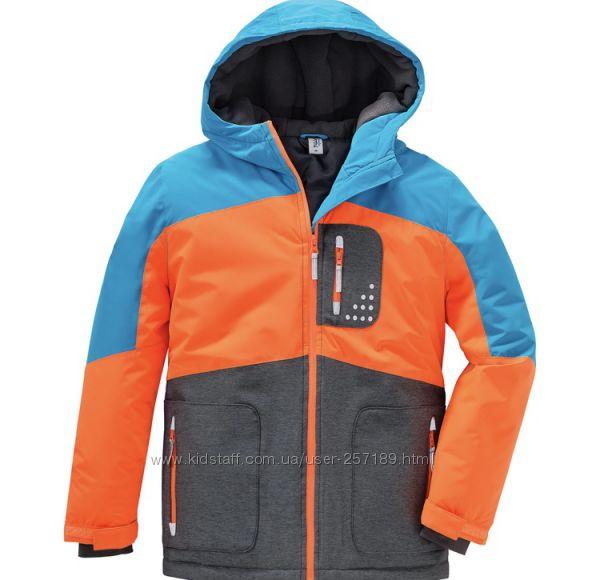 Зимняя термо куртка Yigga от Topolino размер 140. Тополино