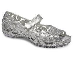 Босоножки сандалии Crocs Isabella Glitter крокс с10 Оригинал