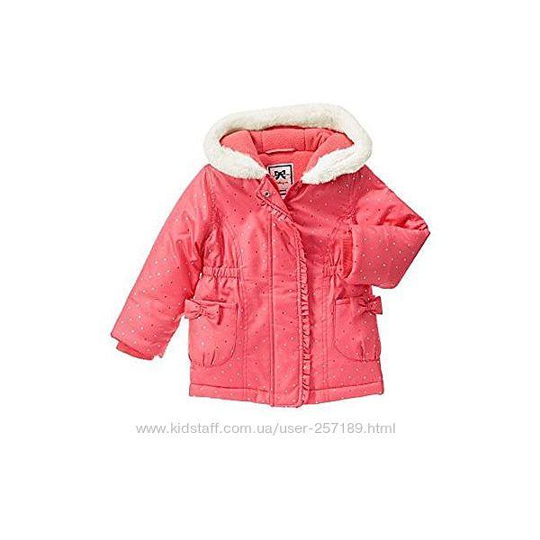 Детская демисезонная куртка Gymboree Джимбори 3т. Новая.