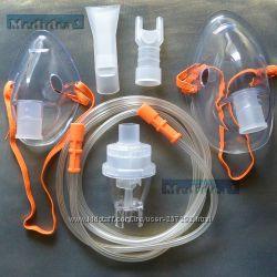 Полный набор небулайзера ингалятора - распылитель с регулятором