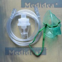 Распылительная камера ингалятора Gamma, Ulaizer, Longevita шланг и маска