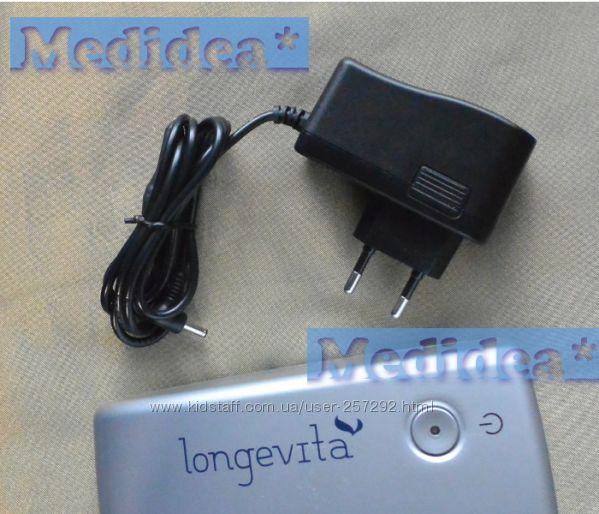 Блок питания небулайзера Longevita BD 5007, ингалятора Bremed компактный