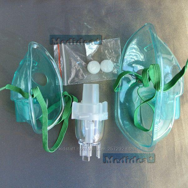 Распылительная камера ингалятора небулайзера маски и фильтры