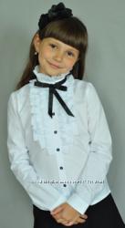 Шикарные детские блузы