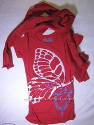 Футболка-туника с шарфиком TCM, Германия.