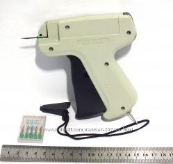 Пистолет для бирок QIDA,  5 запасных игл