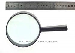 Лупа ручная 2Х, диаметр - 10 см.