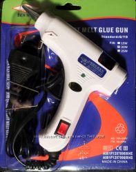 Клеевой пистолет для рукоделия SN-606 под клеевй стержень 7 мм.