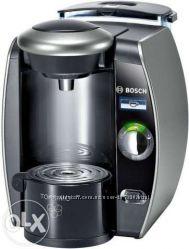 Капсульная кофеварка BOSCH TASSIMO TAS 6515 EE