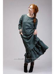 Новое льняное платье Kayros