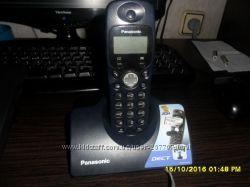 телефон  PANASONIC  беспроводной