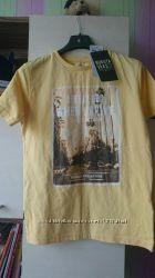новая футболка mayoral р. 152