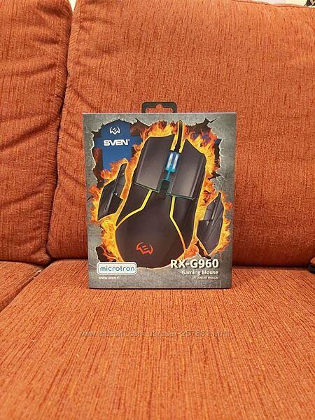 игровая мышь SVEN RX-G960