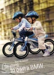 BMW KidsBike. Велосипед и беговел 2в1. Читайте отзывы покупателей