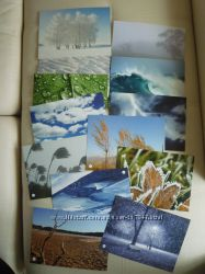 комплект фотоиллюстраций Явления природы