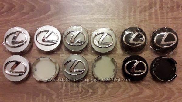 Ступичные колпачки в диски заглушки в диски Lexus