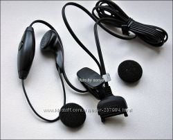 Наушник с микрофоном на одно ухо