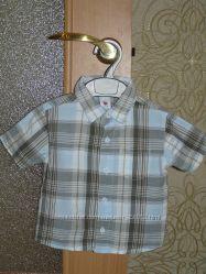 отличная фирменная одежда мальчику 6-12 мес