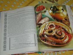 Большие кулинарные книги с цветными фото