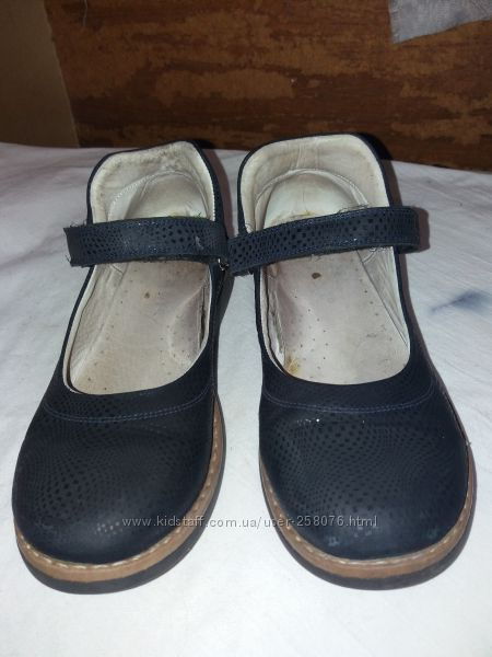 Школьные ортопедические туфли
