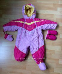 Детский Комбинезон 2в1, 80