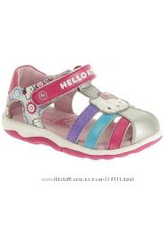 кожаные сандалии Hello Kitty Stride Rite, размер 19, 5 12см