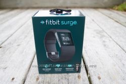Спортивные часы Fitbit Surge фитнес-трекер, размер L