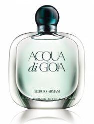 Acqua di Gioia Giorgio Armani, распив, оригинал