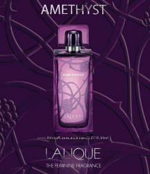 Lalique Amethyst, распив, оригинал