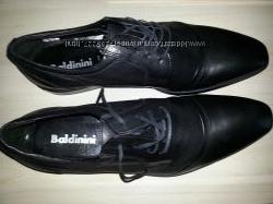 мужские туфли Baldinini Италия 44 размер