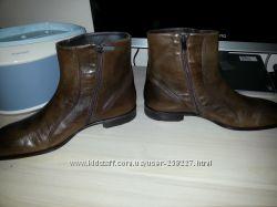 мужские ботинки Hugo boss  Италия