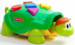 черепаха Fisher Price