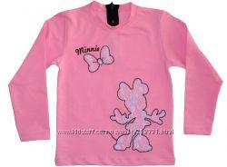 Джемпер для девочки Минни, рост 122-140, разные цвета