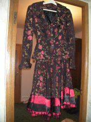 платье сарафан костюм