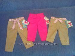 Стильные брюки-бриджи для девочек