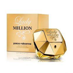 Paco Rabanne Lady Million edp 80 ml оригинал из Дьюти Фри