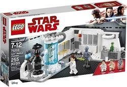 LEGO Star Wars Медицинская палата Хота