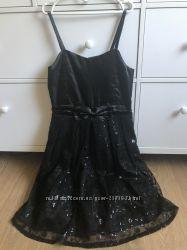 Школьное платье на 11-12 лет