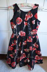 шикарные платья для модняшек на 10-12 лет рост 134-146см