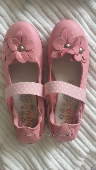 балетки туфли кожаные primigi italy