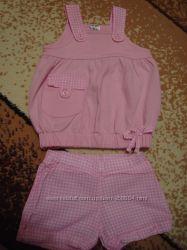 Одежка на девочку от 6 до 12 месяцев