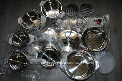 Набор новой посуды Kochtopf-set 16 tlg Германия