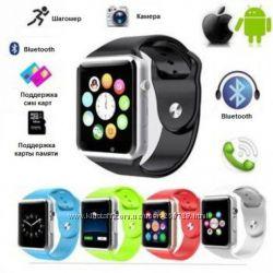 Умные часы Smart Watch A1, Смарт часы, розумний годиник, смарт часи