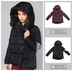 Куртка зимняя, пуховик ТМ Моне р.134, 158