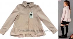 Стильные рубашки под брюки и шорты р. 122, 140