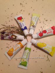 детская зубная паста EdelWhite 7 фруктов