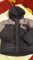 Куртка демисезонная  Lupilu р. 110-116, новая