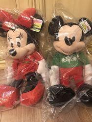 Плюшевый мики  маус Дисней Disney оригинал, новый