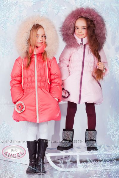 Пальто, куртка  зимнея BABY ANGEL